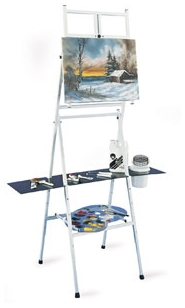 Bob Ross 2-in-1 Easel