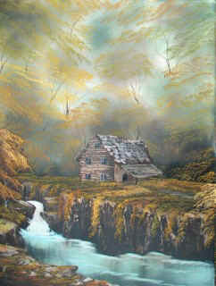 Bob Ross® Deep Wilderness Home