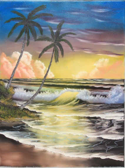 Bob Ross® High Tide