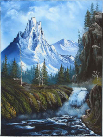 Bob Ross® Royal Majesty